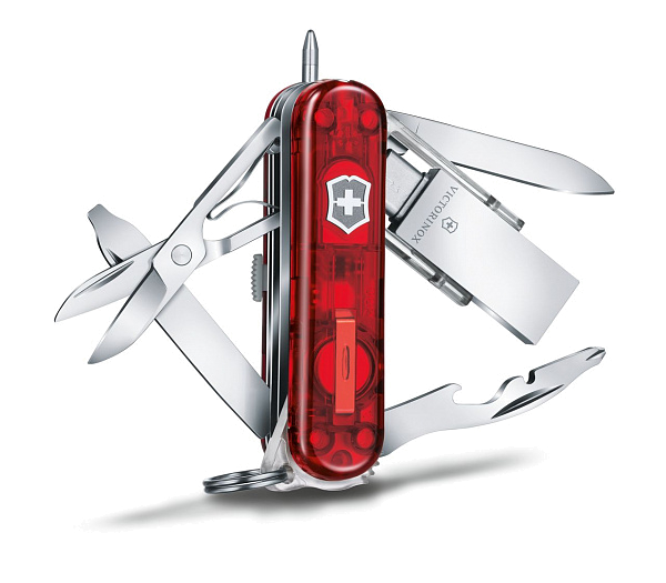 картинка Victorinox Midnight Manager@work с USB-модулем