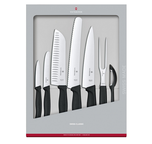 Кухонный набор Victorinox Swiss Classic Kitchen Set, 7 6.7133.7G